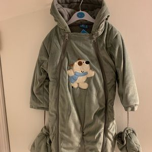 💕NEW 💕GET FREE SHIP'N Double Zippered Snowsuit